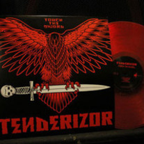 "Tenderizor - Touch The Sword 12""LP (Sssk#53)"