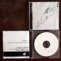"Alms - Endless Purification 3"" cdr (Sssk#54)"
