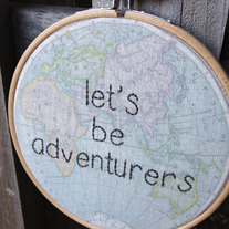 Let's be Adventurers