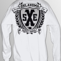 Oklahoma sXe Long Sleeve