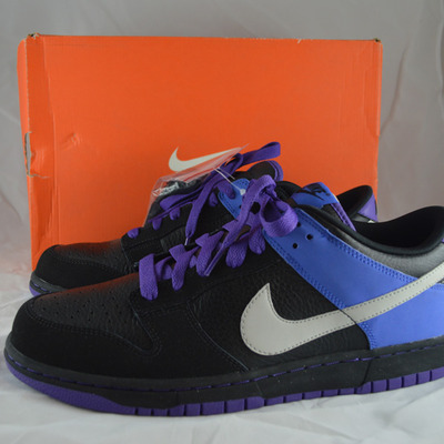 Nike nyx dunk low mns sz 11