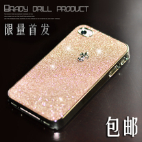 New Luxury Korean Free Port Bling Sparkle Crystal iPhone Case Cover
