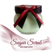 Wintermint Sugar Scrub