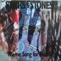 Sticks & Stones - Theme Song For Nothing 12""