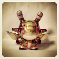 Custom Flight Dunny