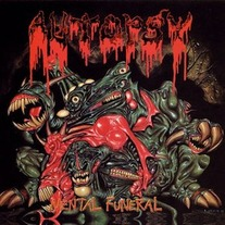 Autopsy - Mental Funeral  (colored vinyl)