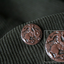 Bucking Bronco Pin