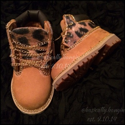 The chain reaction timberland [little kids sizes 12.5- 3]