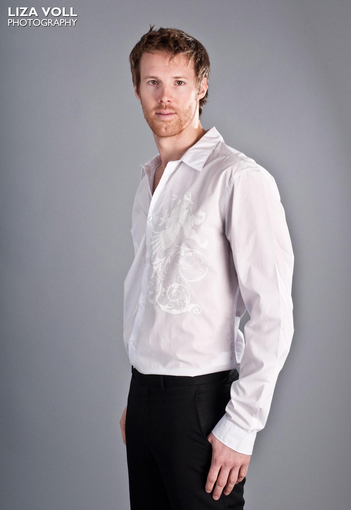 White Dress Shirts For Men