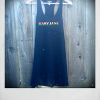 Rasta Racerback Tank Dress