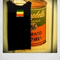 Hella Irie Seamless Tee Dress