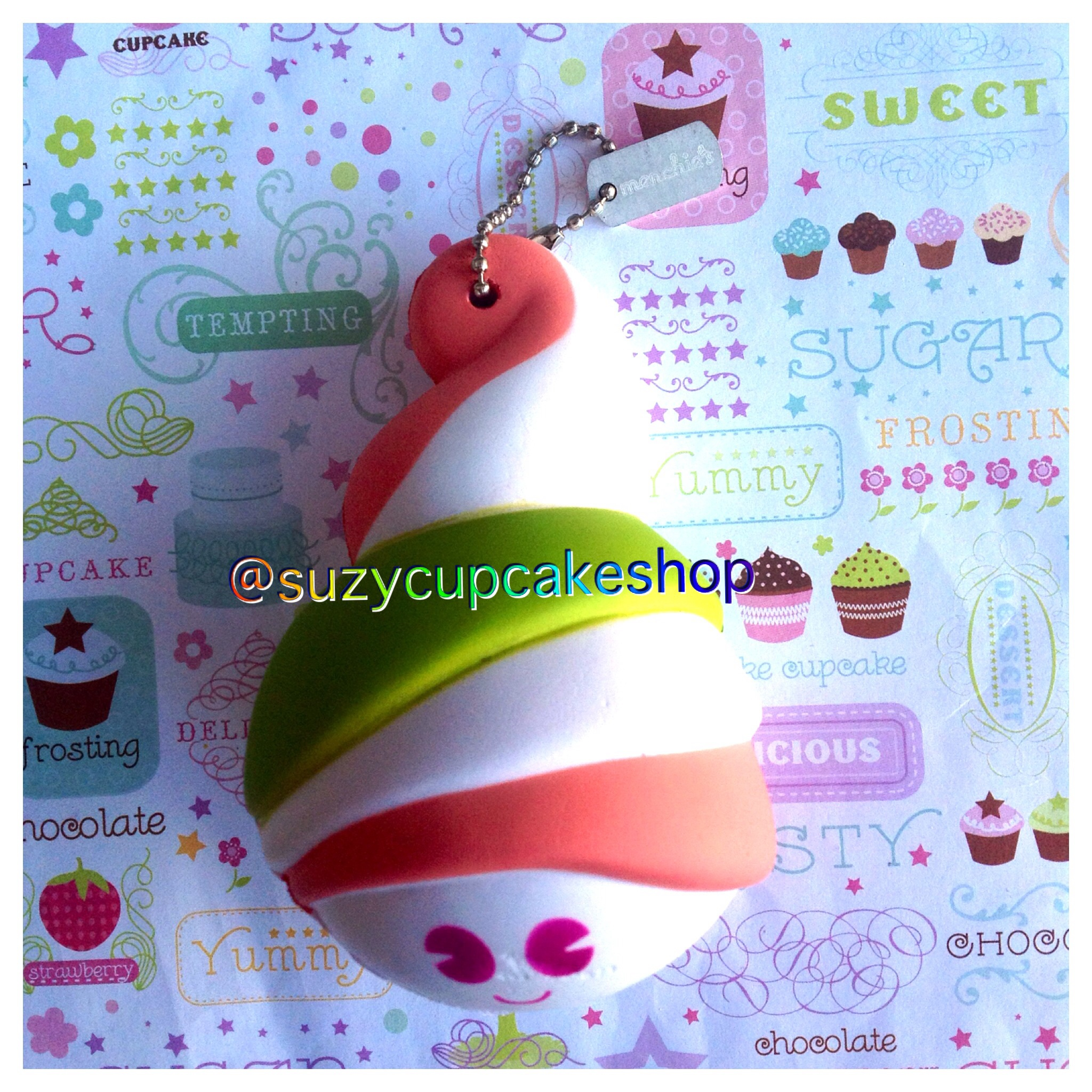 My Squishy Tag : SUPER Rare menchies squishy with metal tag ? SuzyCupcake ? Online Store Powered by Storenvy