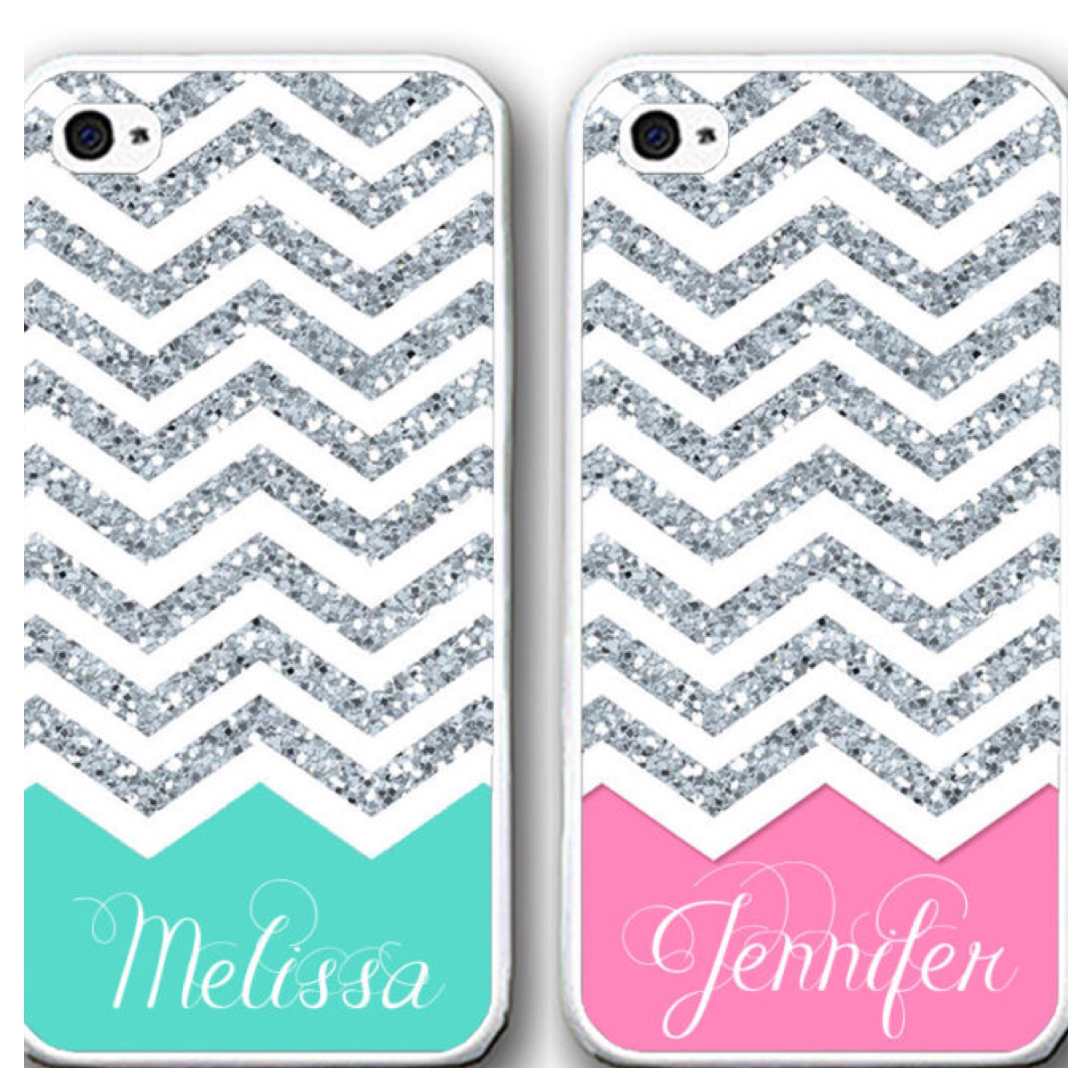 Personalized Chevron Case From Princess Armor