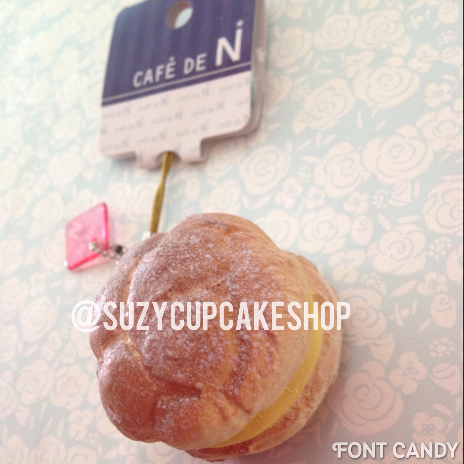 Super rare original cafe de n Creampuff squishy ? SuzyCupcake ? Online Store Powered by Storenvy