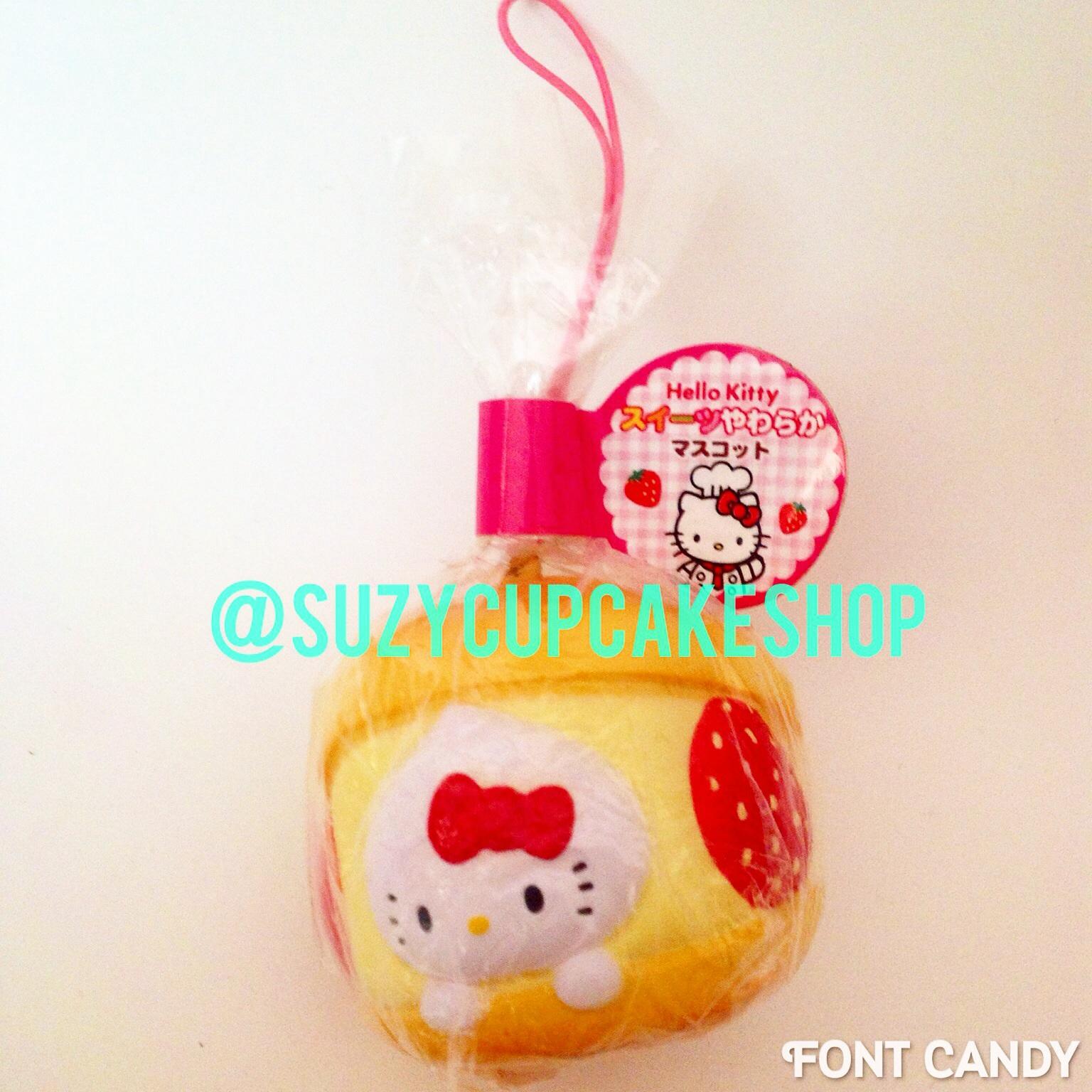 Super rare hello kitty Creampuff squishy ? SuzyCupcake ? Online Store Powered by Storenvy