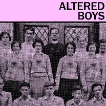 "Altered Boys ""S/T"" 7"" (Katorga Works)"