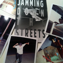 Jamming Down the Streets - Zach Fudge