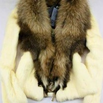 "Brand New ""Cavalli"" Fur Coat"