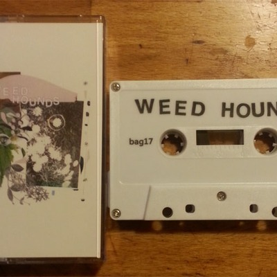 "Weed hounds ""s/t"" cass"