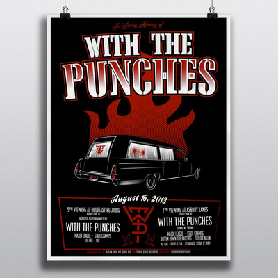 With the punches farewell shows