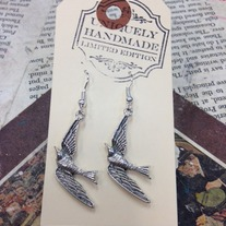 Flying Sparrow Earrings