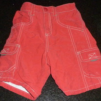Red Shorts-Old Navy Size 4T
