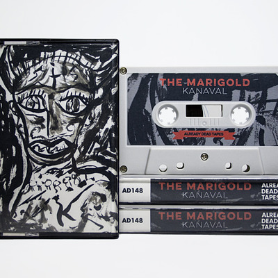 The marigold 'kanaval' cassette (ad148)