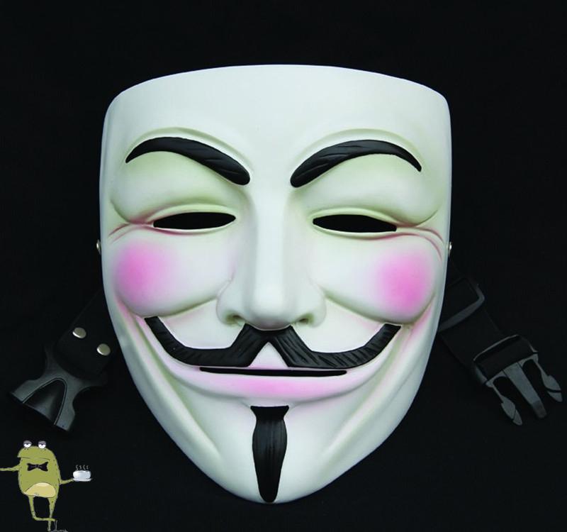 V for Vendetta Mask Cosplay for Sale · CosplayField ...