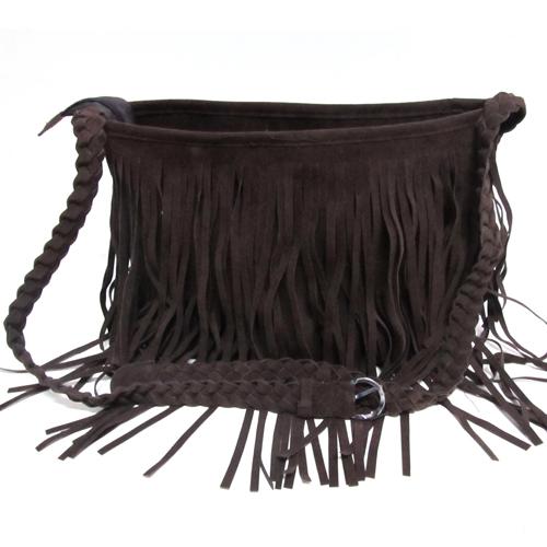 Fashion Tassel Celebrity Shoulder Messenger Cross Body Bag Tote Handbag 102