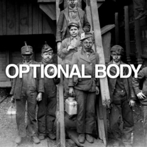 "OPTIONAL BODY - 2 SONG 7"" (COLOR VINYL)"