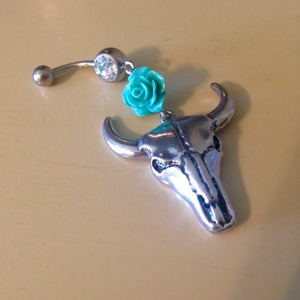 Wild West Belly Ring