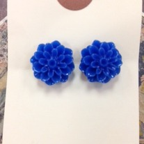 Dahlia Earrings *More colors available