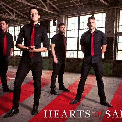 Hearts of saints poster
