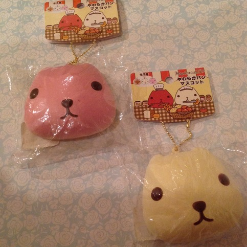 Rare Fish Squishy : Rare Kapi head buns ? SuzyCupcake ? Online Store Powered by Storenvy
