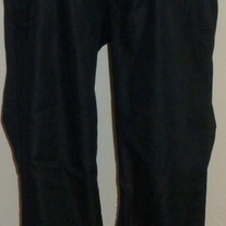 Dark Denim Capri Pants-Liz Lange Maternity Size Medium  03034