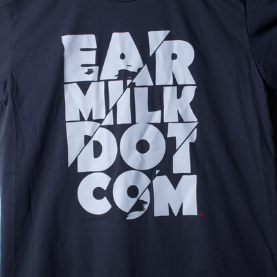 Earmilk slice logo tee [women]