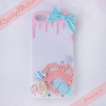 Candy Sweetheart iPhone 5 Case