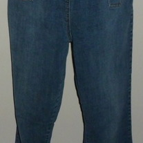 Denim Jeans-Announcements Maternity Size XL  03082