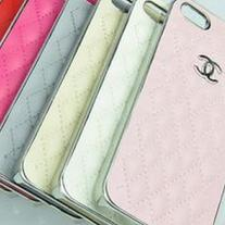 New Luxury Designer Synthetic Sheep Leather iPhone 5 Case