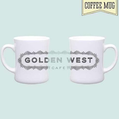 Instagram Golden West Cafe