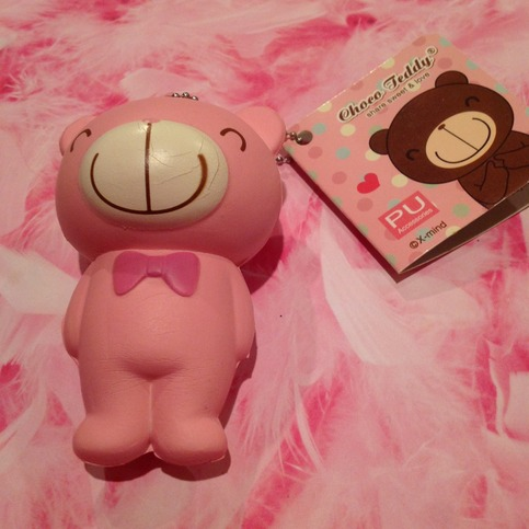 Tkb Squishy Tag Questions : Super rare Choco teddy squishy ? SuzyCupcake ? Online Store Powered by Storenvy