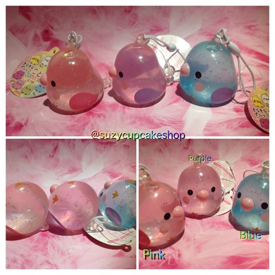 Super rare (rarer designs) Japanese chick water squishy ? SuzyCupcake ? Online Store Powered by ...