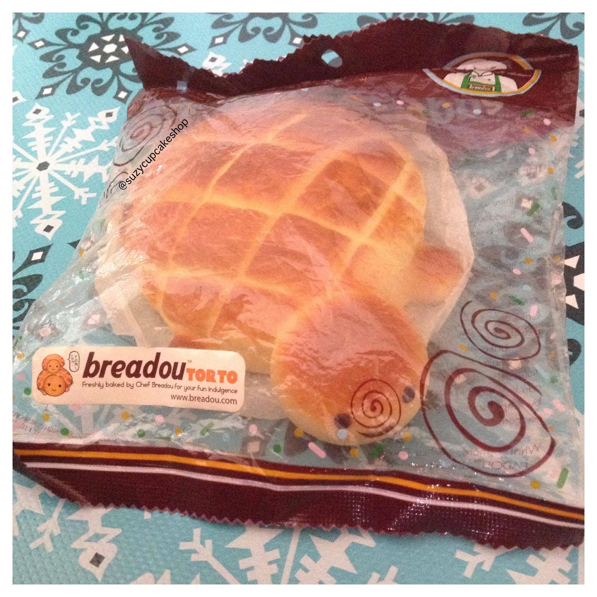 Squishy Breadou Torto : Super rare non reproduced ORIGINAL breadou torto squishy ? SuzyCupcake ? Online Store Powered by ...