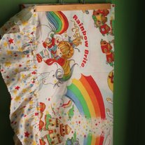 Rainbow Bright Sheet