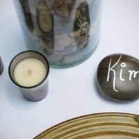 Place Card Stones - Handwritten - Thumbnail 2