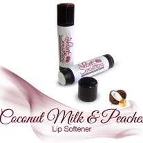 Coconut Milk & Peaches Lip Softener