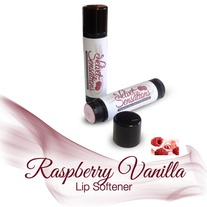 Raspberry Vanilla Lip Softener