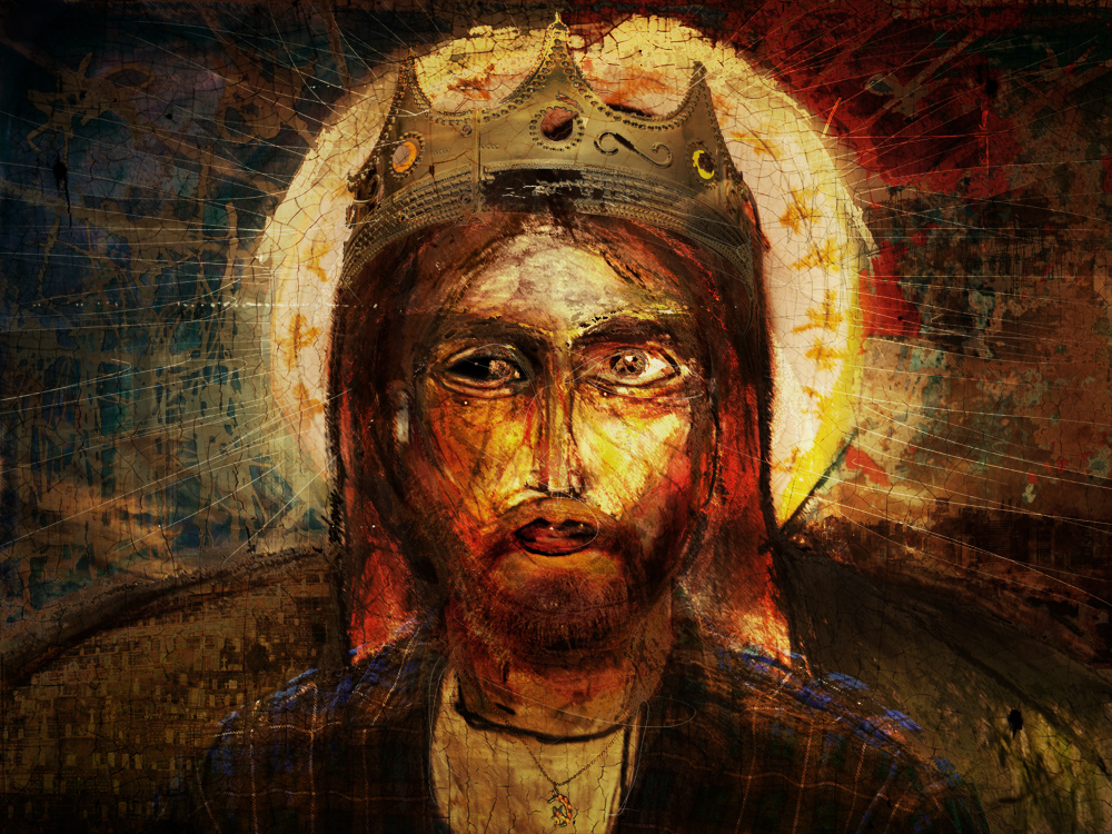 A Portrait of Christ (17x11)
