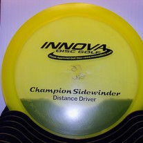 Sidewinder Champion  Pre flight #
