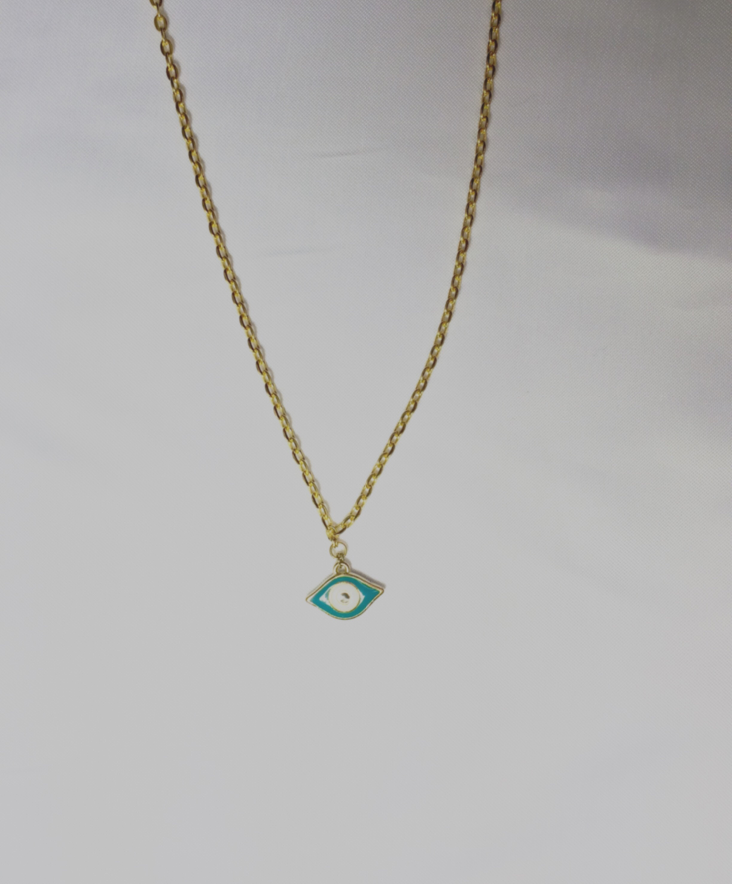 pendant necklace store goat eye